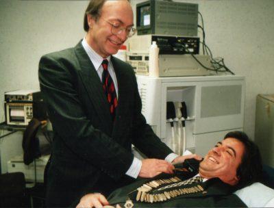 Paul Hurst, Vascular Surgeon