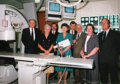 The Fund refurbishes the Interventional Radiology Suite
